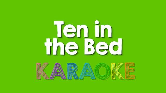 Ten in the Bed - Karaoke