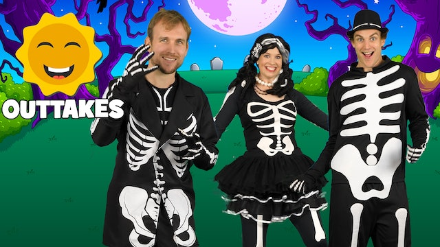 Skeleton Dance Outtakes