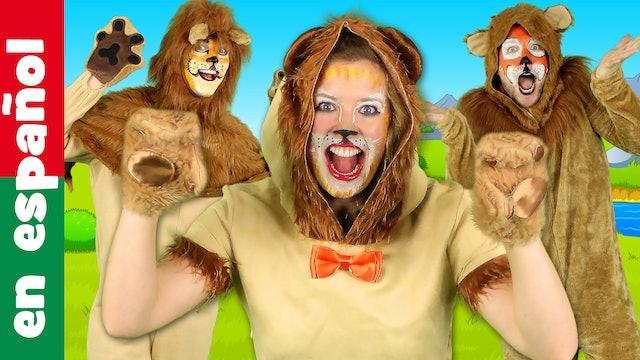 Canción del León - ¿Qué Sonido Hace un León?