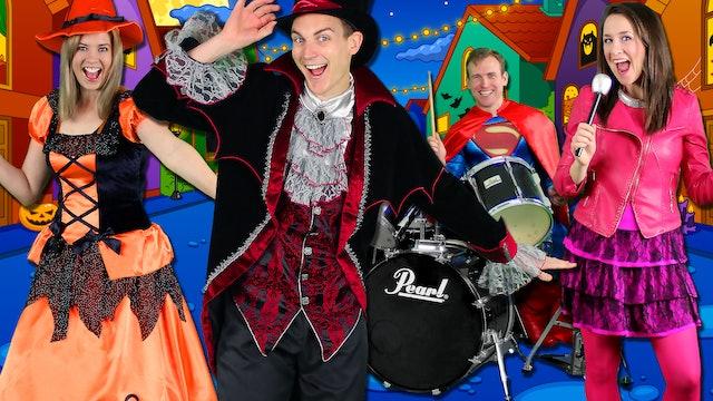 Happy Halloween Band