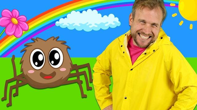 Itsy Bitsy Spider!