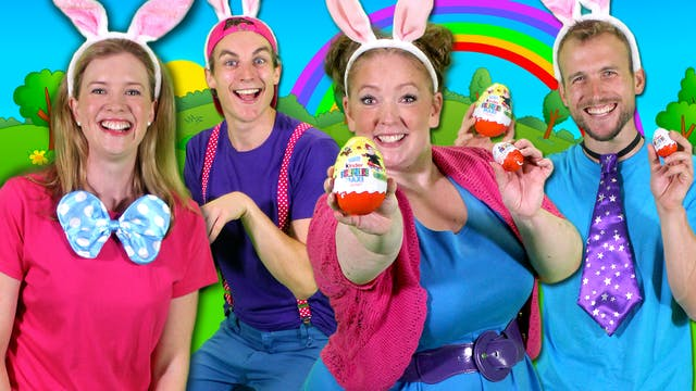 Easter Bunny Bop