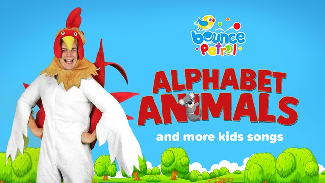 Alphabet Animals and More Kids Songs
