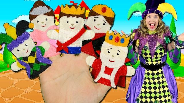 Royal Finger Family