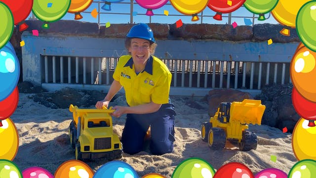 Construction Machines with Will
