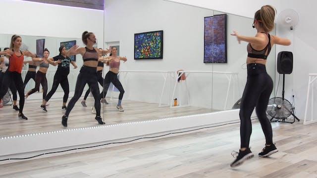 Dance Cardio - 12/1/19