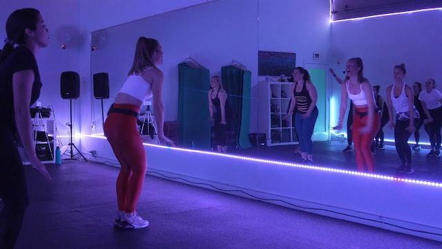 Dance Cardio - 2/17/20