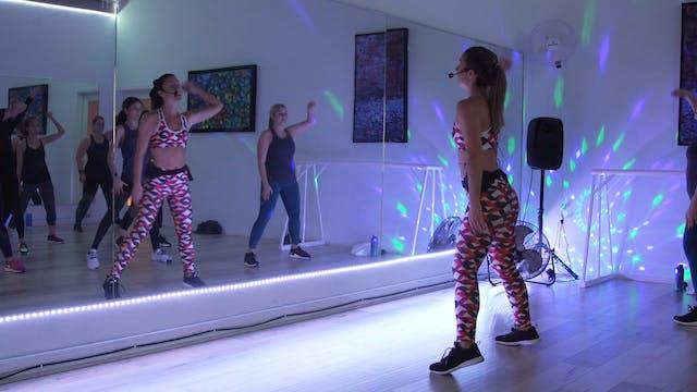 Dance Cardio - 1/1/20