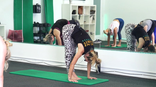 Yoga - 11/1/19