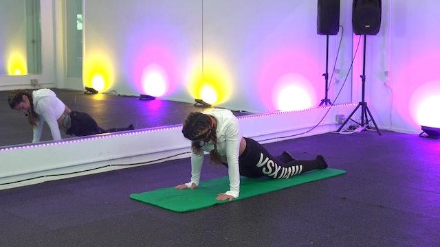 Yoga Sculpt - 12/21/20