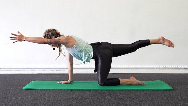 Quickie Yoga - 5/1/19