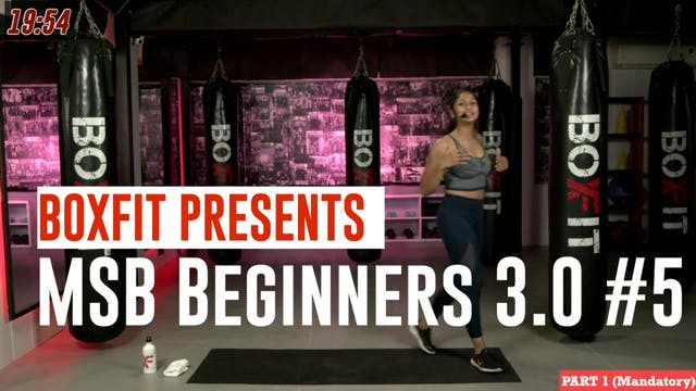 MSB Beginners 3.0 #5