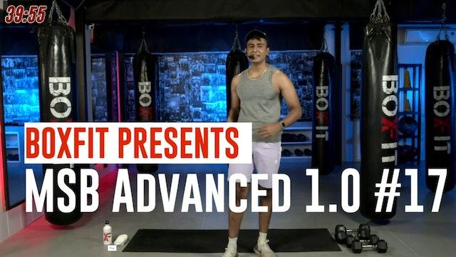 MSB Advanced 1.0 #17