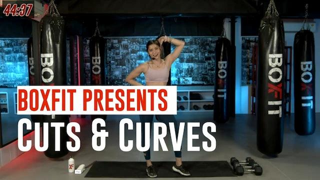 Thur 02/9 6pm  IST   Cuts & Curves with Dikshika  