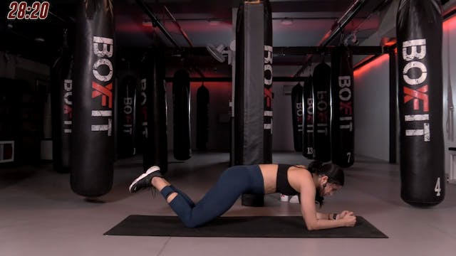 Wed 11/11 6pm  IST | Boxing + HIIT wi...