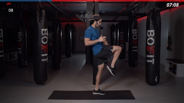10 min HIIT Workout | #3 | with Akhil