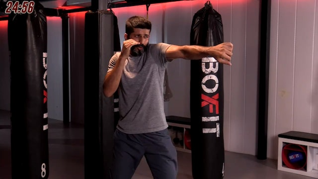 Wed 16/09 8pm IST | Boxfit After Dark with Sameer |