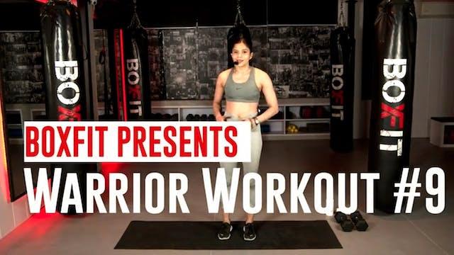 Warrior Workout #9