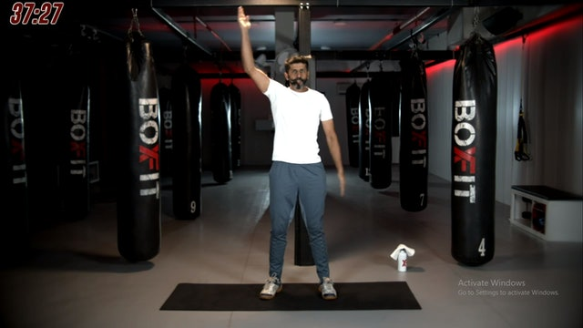 Tue 01/09 7pm IST | Kickboxing and Cardio With Sameer |