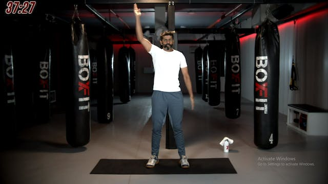 Tue 01/09 7pm IST | Kickboxing and Ca...