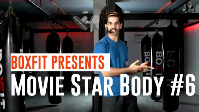 Movie Star Body #6