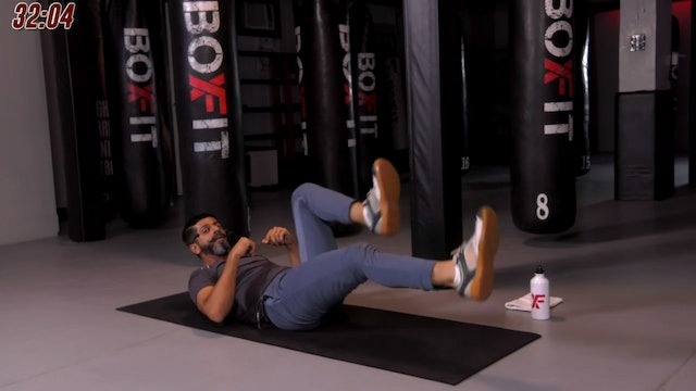 Wed 23/09 8pm IST | Boxfit After Dark with Sameer |