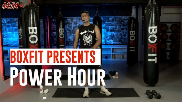 Wed 28/7 6pm  IST | Power Hour with M...