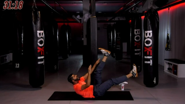 Tue 03/11 7pm  IST | Boxfit After Dark with Sameer |