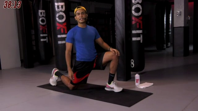 Mon 28/9 8pm  IST | Total Body Express with Manik |