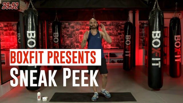 Fri 03/9 8pm  IST | Sneak Peek with A...