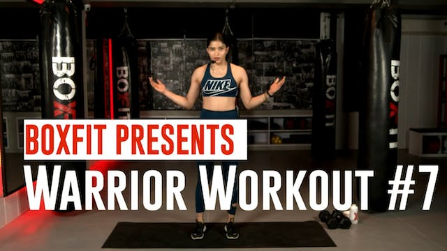 Warrior Workout #7