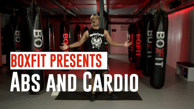 Tue 06/7 6pm  IST | Abs and Cardio with Manik |