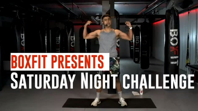Sat 02/1 7pm  IST | Saturday night challenge with Manik |