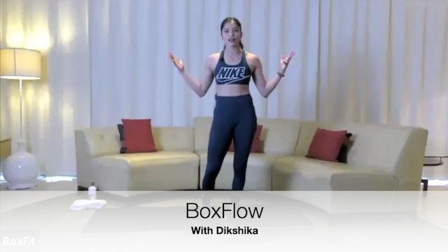 Fri 30/4 6pm IST | BoxFlow with Dikshika