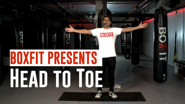Wed 30/12 7pm  IST | Head to Toe with...