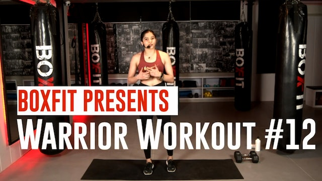 Warrior Workout #12