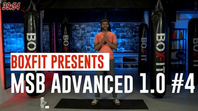 MSB Advanced 1.0 #4