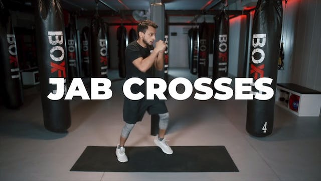 How to throw a Jab Cross