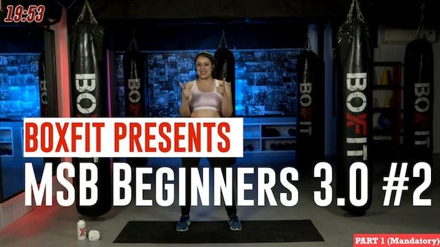 MSB Beginners 3.0 #2
