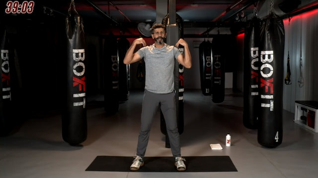 Wed 30/9 8pm  IST | Boxfit After Dark with Sameer |