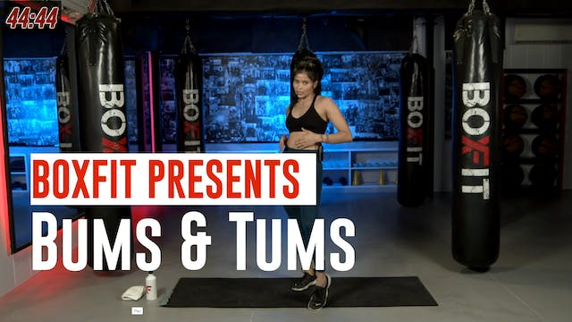 Mon 26/7 6pm  IST | Bums & Tums with ...