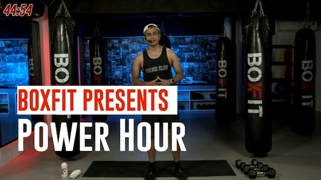 Mon 04/10 6pm  IST | Power Hour with ...