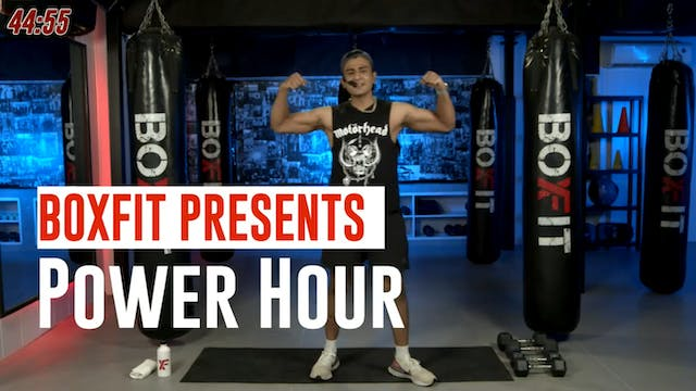 Mon 06/9 6pm  IST | Power Hour with M...