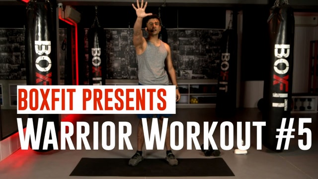 Warrior Workout #5