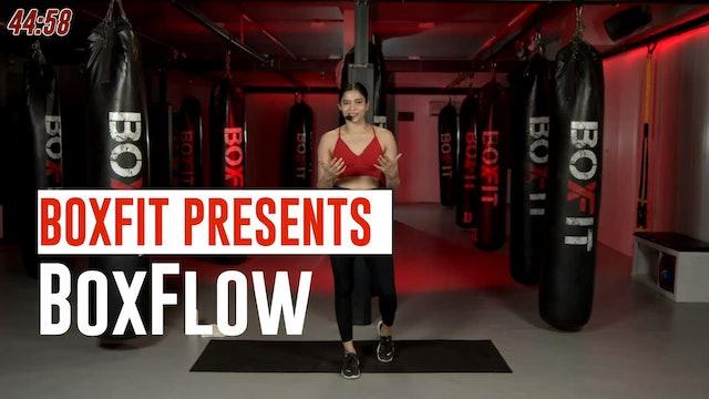 Sat 26/6 6pm  IST | BoxFlow with Dikshika |