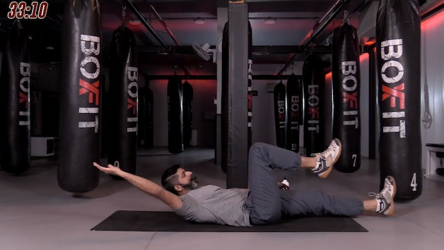 Tue 27/10 7pm  IST | Boxfit After Dark with Sameer |
