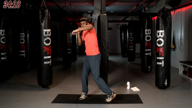Tue 06/10 7pm IST | Boxfit After Dark with Sameer |