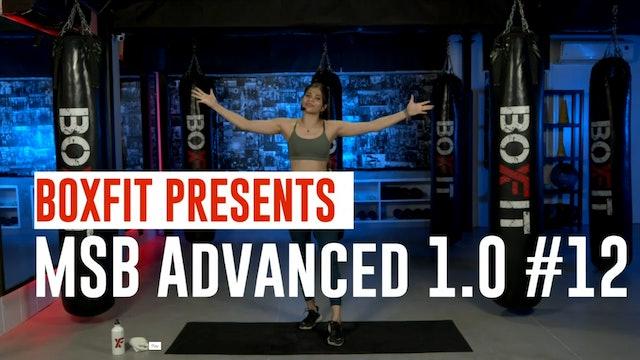 MSB Advanced 1.0 #12