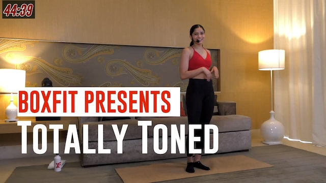 Wed 16/6 6pm  IST | Totally Toned with Dikshika |