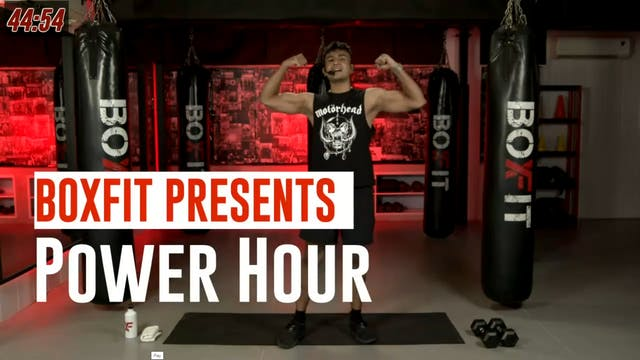 Mon 23/8 6pm  IST | Power Hour with M...